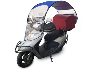 Motorcycle Umbrellas and Usage